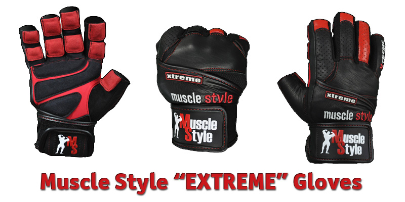 Xtreme Gym Gloves